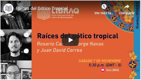 Raices del Gotico Tropical